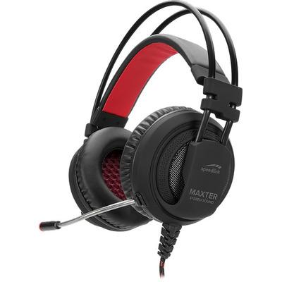 Speed-Link SL-450300-BK hoofdtelefoons