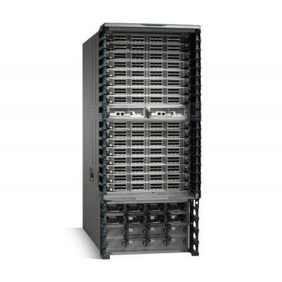 Cisco netwerkchassis: Nexus 7700 Switches 18-Slot Chassis, including fan trays, no power supply - Grijs