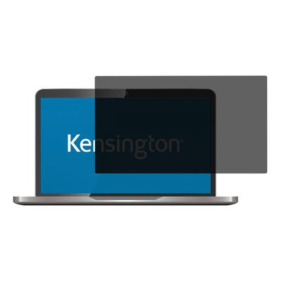 """Kensington Privacy filter - 2-weg verwijderbaar voor 13.3"""" laptops 16:9 Schermfilter"""