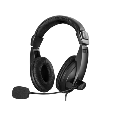 Sandberg Saver USB Large Headset - Zwart