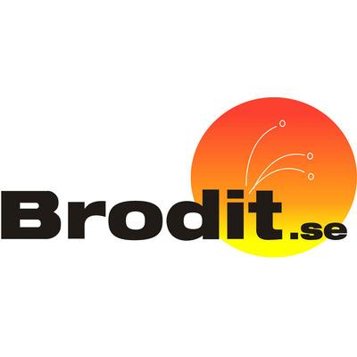 Brodit Angled mount Peugeot 309 86 -89 Houder - Zwart