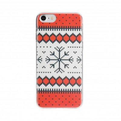 FLAVR Ugly Christmas Sweater Mobile phone case - Rood, Wit