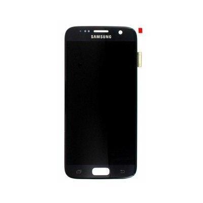 Samsung mobile phone spare part: G930F Galaxy S7 LCD Display Module - Zwart