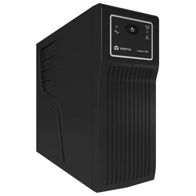 Vertiv Liebert PSP 650VA (390W) UPS - Zwart