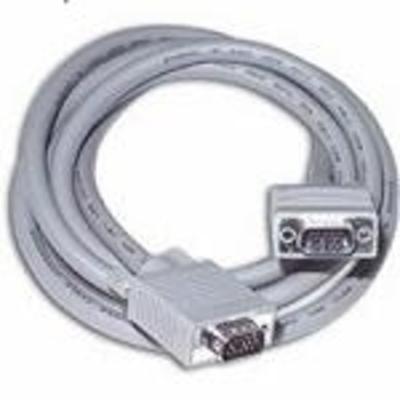 C2G 3m Monitor HD15 M/M cable VGA kabel  - Grijs