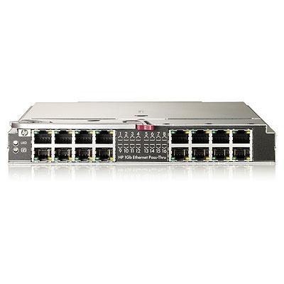 Hewlett Packard Enterprise 1GB Ethernet Pass-Thru Mod Netwerk switch module