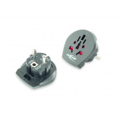 Ansmann 1250-0000 stekker-adapter