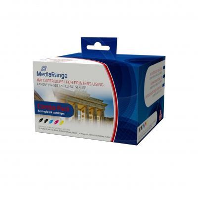 MediaRange MRCP520C521 inktcartridge
