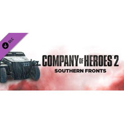 Sega : Company of Heroes 2 - Southern Fronts