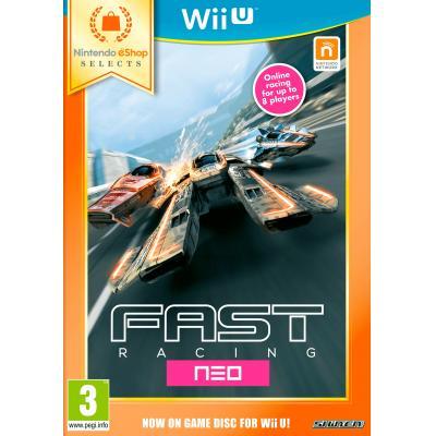 Nintendo game: eShop Selects, Fast Racing Neo  Wii U