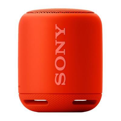 Sony draagbare luidspreker: SRS-XB10 - Rood