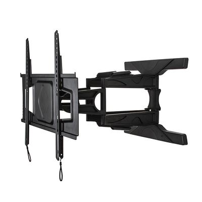 B-Tech Ultra-Slim Flat Screen Wall Mount with Twin Cantilever Arms Montagehaak - Zwart