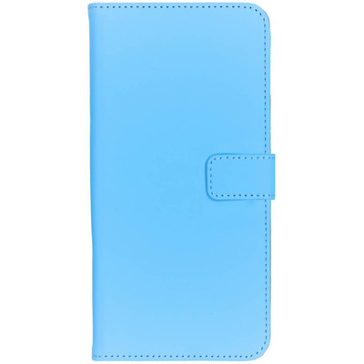 Luxe Softcase Booktype Samsung Galaxy A9 (2018) - Blauw / Blue Mobile phone case