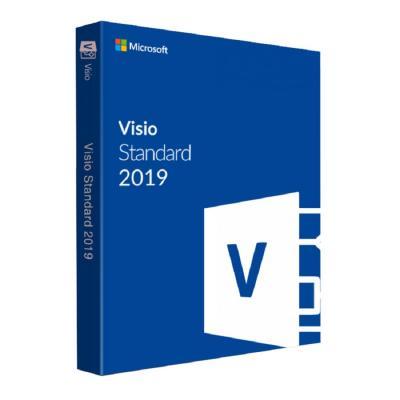 Microsoft Visio Standard 2019 Software suite