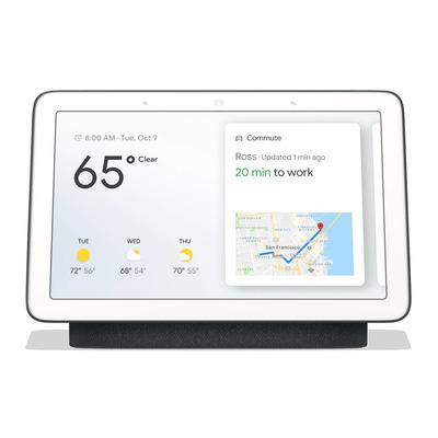 """Google Nest Hub 7"""" Touch - Kolen, Wit"""