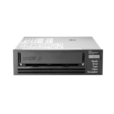 Hewlett Packard Enterprise StoreEver LTO-8 Ultrium 30750 Tape drive - Zwart