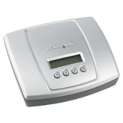 Lexmark MarkNet N7020e Gigabit Ethernet Print Server Printer server