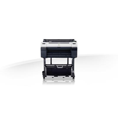Canon grootformaat printer: imagePROGRAF iPF650 - Zwart, Cyaan, Magenta, Matzwart Pigment, Geel