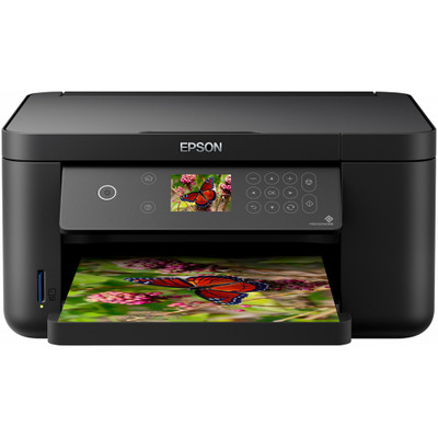 Epson Expression Home XP-5105 Multifunctional - Zwart, Cyaan, Magenta, Geel