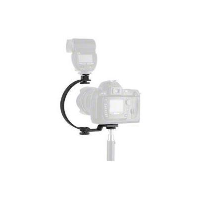 Walimex camera flits accessoire: C-shaped Flash Bracket - Zwart
