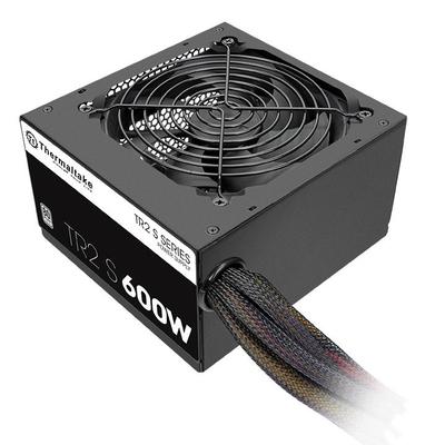 Thermaltake TRS-600AH2NK Power supply unit - Zwart