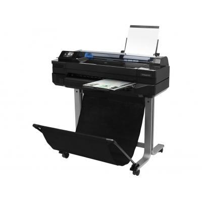 Hp grootformaat printer: Designjet T520 610-mm ePrinter