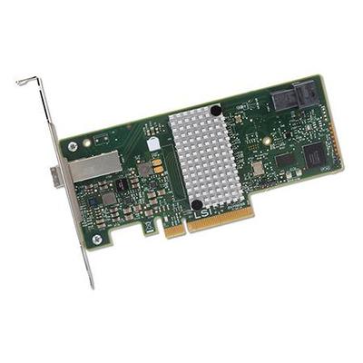 Broadcom SAS 9300-4i4e SGL Interfaceadapter