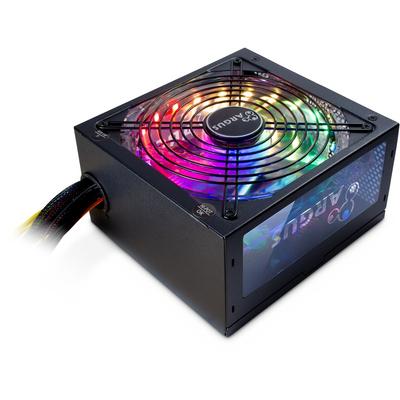 Inter-Tech Argus RGB-500W II Power supply unit
