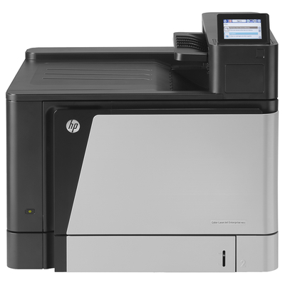 HP Color LaserJet Enterprise M855dn Laserprinter - Zwart,Cyaan,Magenta,Geel