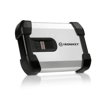 DataLocker H200 Externe harde schijf - Zwart,Grijs