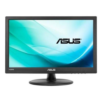 Asus touchscreen monitor: VT168H - Zwart