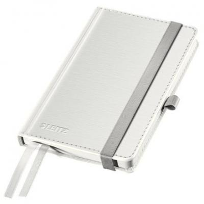Leitz Style Notebook 80 x A6, 0.16 kg, Arctic White Schrijfblok - Wit