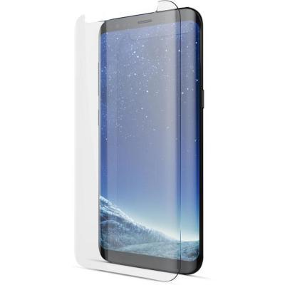 BeHello Samsung Galaxy S8+, High Impact, Glass Screen protector - Transparant