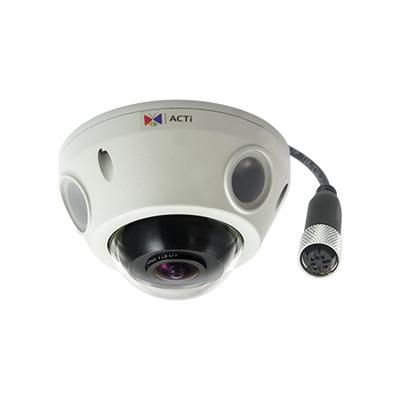 ACTi E925M Beveiligingscamera - Zwart, Transparant, Wit