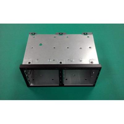 Hewlett Packard Enterprise Drive cage - 8-bay, small form factor (SFF) Computerkast onderdeel