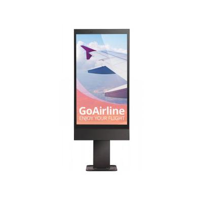 LG 55XE3C 55 LED monitor,open frame Public display - Zwart