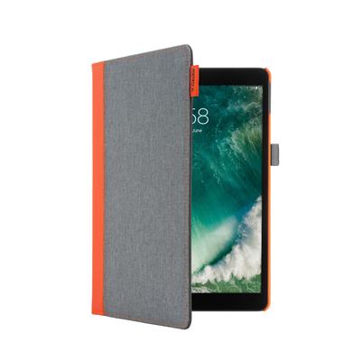 Gecko Apple iPad Air (2019) + iPad Pro 10.5 inch (2017) Easy-Click Cover - Oranje/Grijs Tablet case