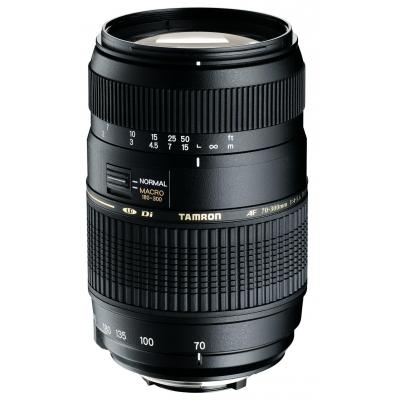 Tamron camera lens: AF70-300mm F/4-5.6 Di LD Macro Nikon - Zwart