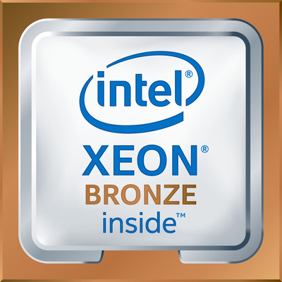 Lenovo processor: Intel Xeon Bronze 3104