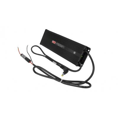 Gamber-Johnson 20-60 VDC input, 19 VDC output, 90W output power Netvoeding - Zwart