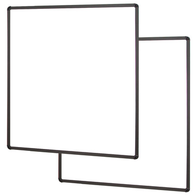 Conen Mounts Two side wings, for mounting on the display Whiteboard