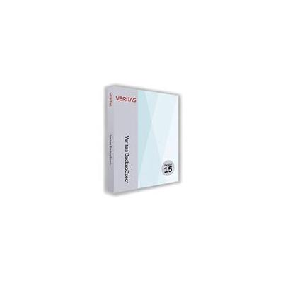 Symantec backup software: BackupExec 15 Server Edition