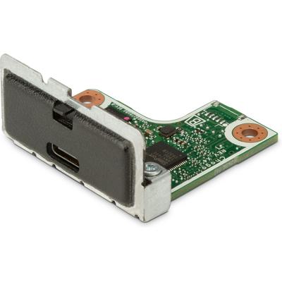 HP USB-C 3.1 Alt DP Flex Port Interfaceadapter - Zwart,Groen