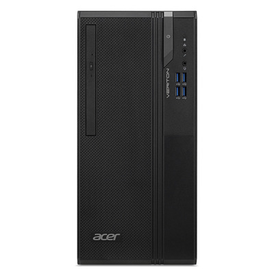 Acer Veriton ES2735G i5 8GB RAM 256GB SSD Pc - Zwart