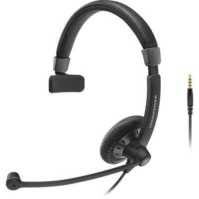 Sennheiser SC 45 Headset - Zwart