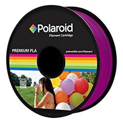Polaroid PL-8022-00 3D printing material - Transparant, Violet