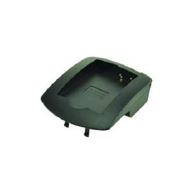 2-power oplader: DMW-BLD10E, Black - Zwart