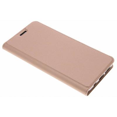 Slim Softcase Booktype Samsung Galaxy S9 Plus - Rosé Goud / Rosé Gold Mobile phone case