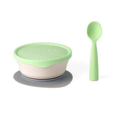Miniware First Bites Peuter voeding - Groen