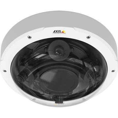 Axis P3707-PE Beveiligingscamera - Wit